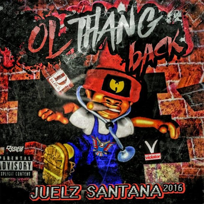Juelz Santana ft  Jadakiss, Method Man, Redman & Busta Rhymes – Ol